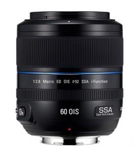 SAMSUNG 60 mm f/2,8 NX Macro ED OIS SSA