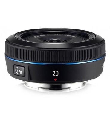 ob. SAMSUNG NX 20mm F2.8