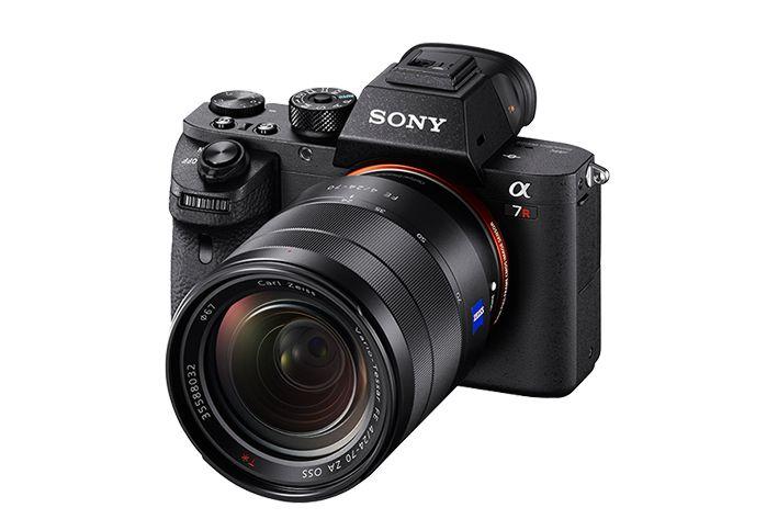nowy Sony A7 mark II