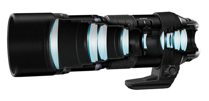 Olympus 300mm f/4 - foto2