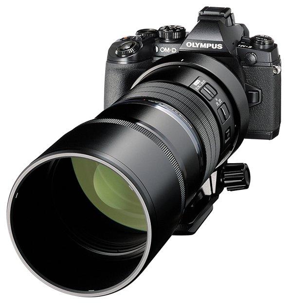 Olympus 300mm f/4 - foto1