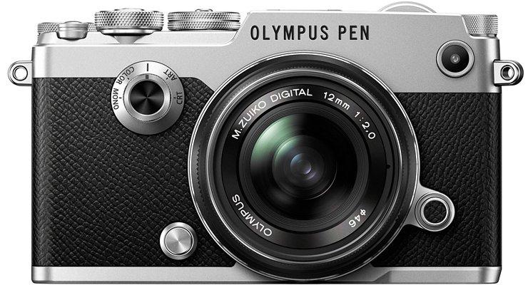 olympus PEN-F foto1