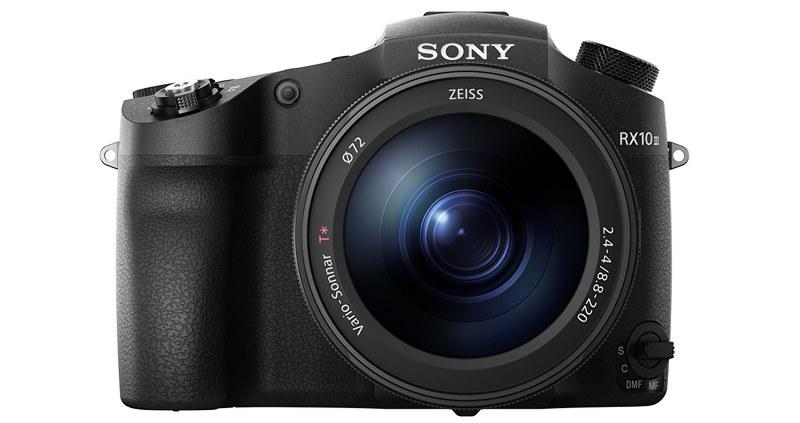 sony RX10 III foto1