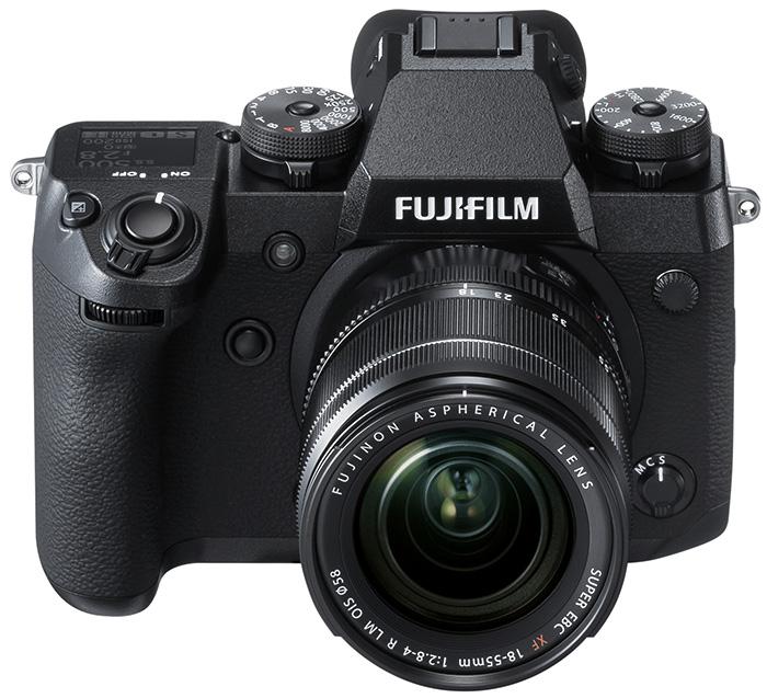 fujifilm X-H1 photo1