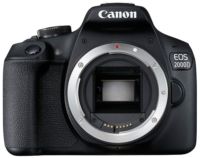 Canon 2000D photo 1