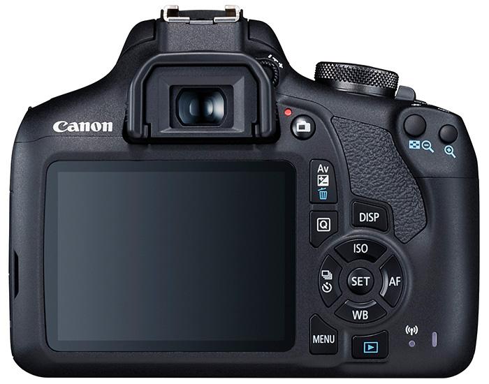Canon 2000D photo 2