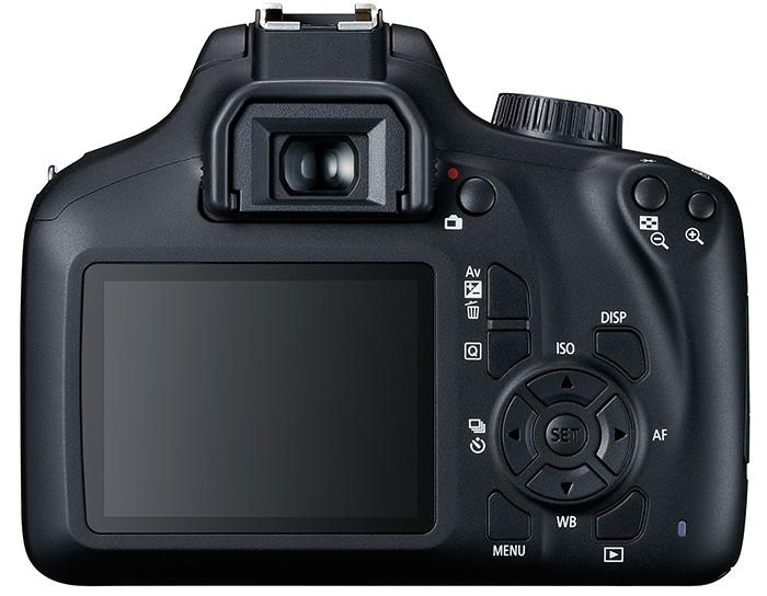 Canon 4000D photo 2