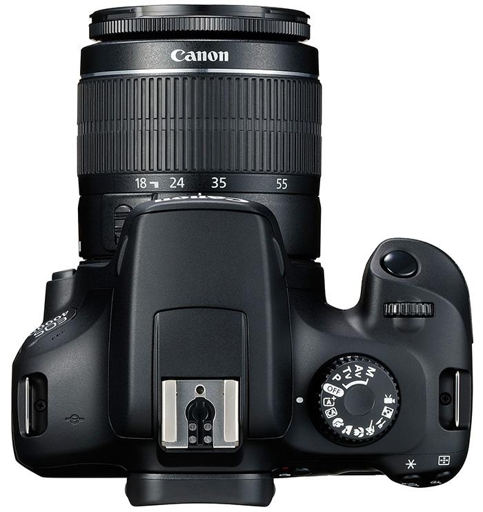Canon 4000D photo 3