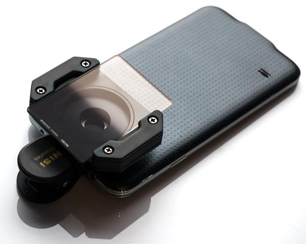 Nisi P1 filtry do smartfona 2