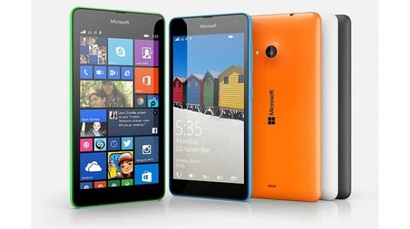 Jest Lumia 535, będzie 940?