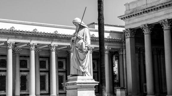 Rzymska bazylika św. Pawła w naszym obiektywie