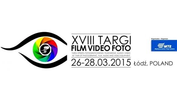 Targi FILM VIDEO FOTO 2015 - relacja