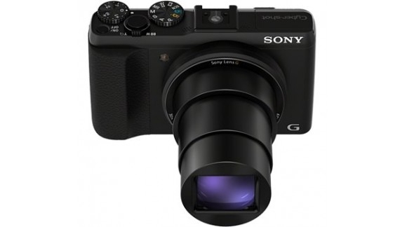 Sony HX50 - test