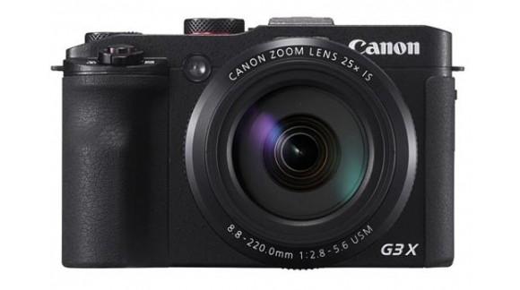 Canon G3 X - superzoom z dużą matrycą