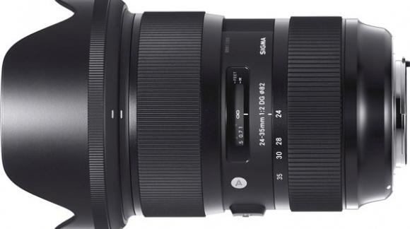 Jasna strona mocy - Sigma ART 24-35 F2.0