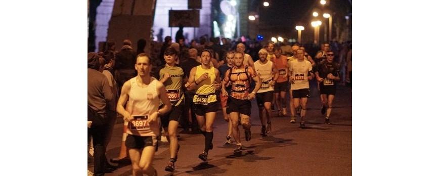 3. Wrocławski Nocny Półmaraton - fotorelacja