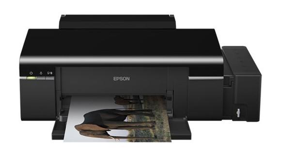 Drukarka L800 Epson - test