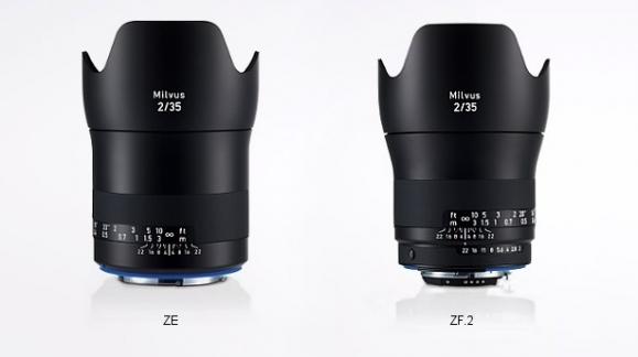 Zeiss Milvus 35/2.0 - test rozdzielczości