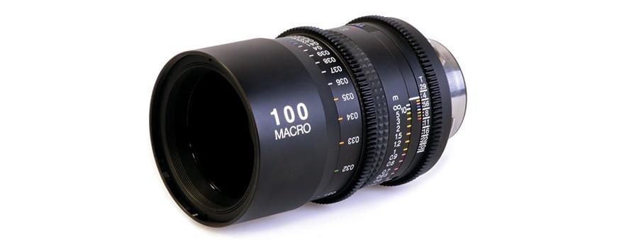 Tokina AT-X Cinema 100mm 100/2.8 Macro - premiera