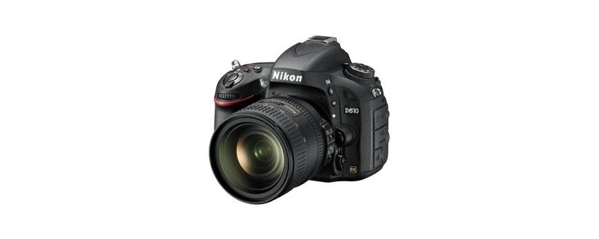 Nikon 610 - test iso