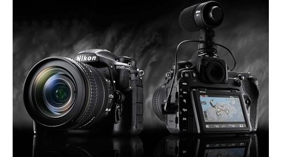 D5, ISO 3.280.000, D500 oraz inne nowości od Nikona