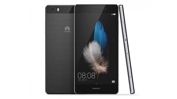 Huawei P8 Lite - test aparatu