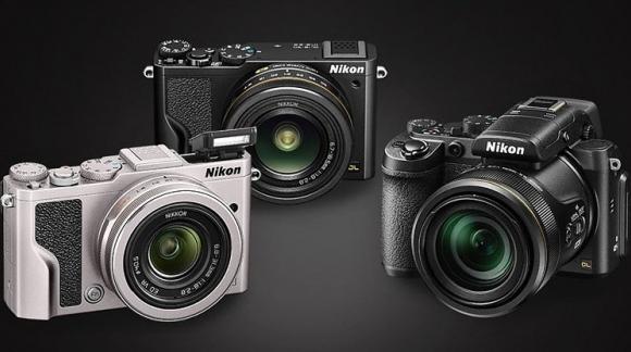 Nikon - jednocalowe kompakty klasy Premium