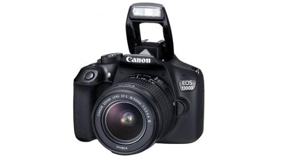 Canon EOS 1300D - nowa lustrzanka dla amatorów