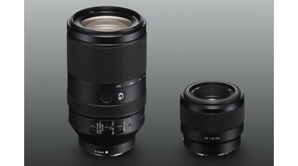 Kolejne obiektywy z bagnetem Sony E