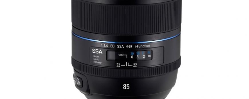 Kilka fotek zrobionych sztandarowym Samsungiem 85mm/1.4