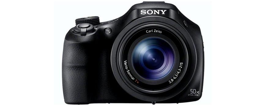 Sony HX400 - test aparatu