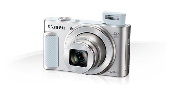 Canon PowerShot SX620 HS - premiera