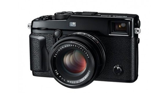 Fujifilm X-Pro2 - test iso