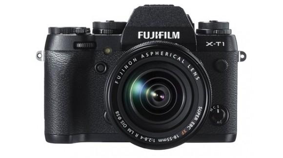Fujifilm X-T1 - test iso