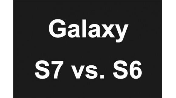 Samsung Galaxy S7 vs. S6 - porównanie