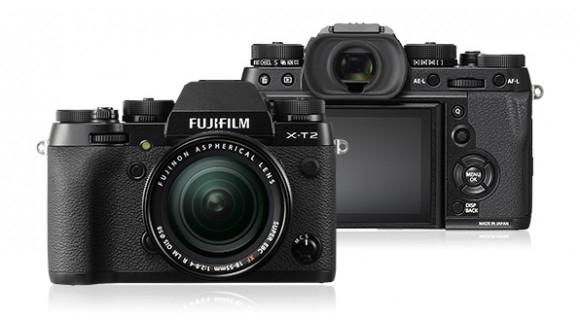 Fujifilm X-T2 - premiera