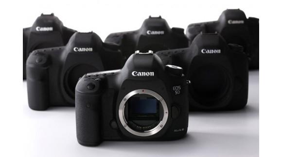 Canon 5D IV już we wrześniu?