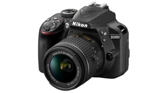 D3400 - nowa lustrzanka Nikona