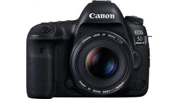 Premiera Canon EOS 5D Mark IV. Nareszcie!