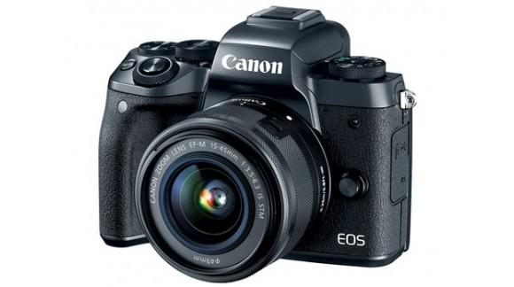 Canon EOS M5 - przełom?