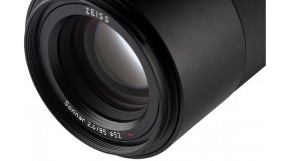 ZEISS Loxia 85/2.4 - kolejna portretówka dla Sony