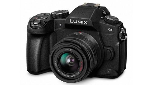 Panasonic LUMIX DMC-G80 - premiera