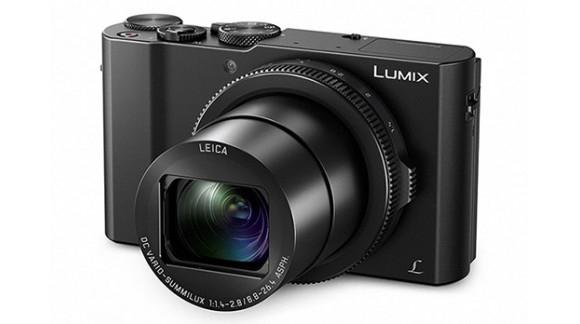 Panasonic LUMIX LX15 - kieszonkowy 1-calowiec