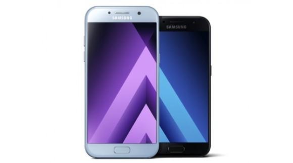 Nowe smartfony z serii Galaxy A