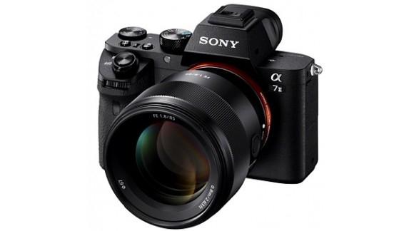 Sony 85/1.8 - budżetowa portretówka