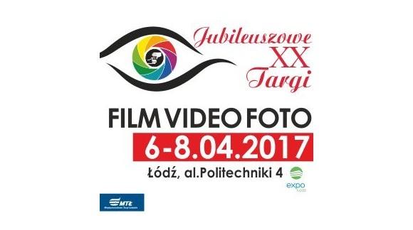 JUBILEUSZOWE TARGI FILM-VIDEO-FOTO