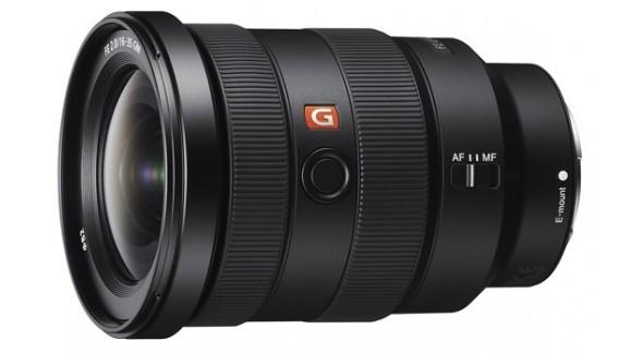 Sony 16-35/2,8 FE GM - premiera