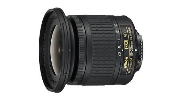 Nikon dla formatu DX - nowy zoom 10-20mm