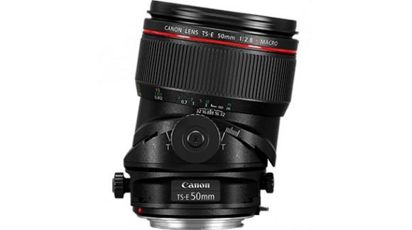 Nowe obiektywy Canon TS-E - zabawa perspektywą