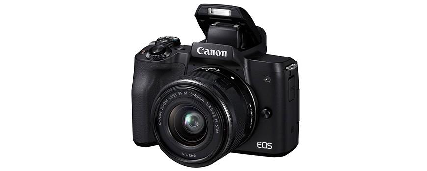 Canon M50 - premiera